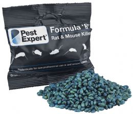 Pest Expert Formula 'B' Rat Killer Poison 1kg